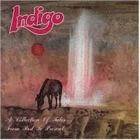 Indigo - A Collection of Tales... from Past to Present  CD (album) cover