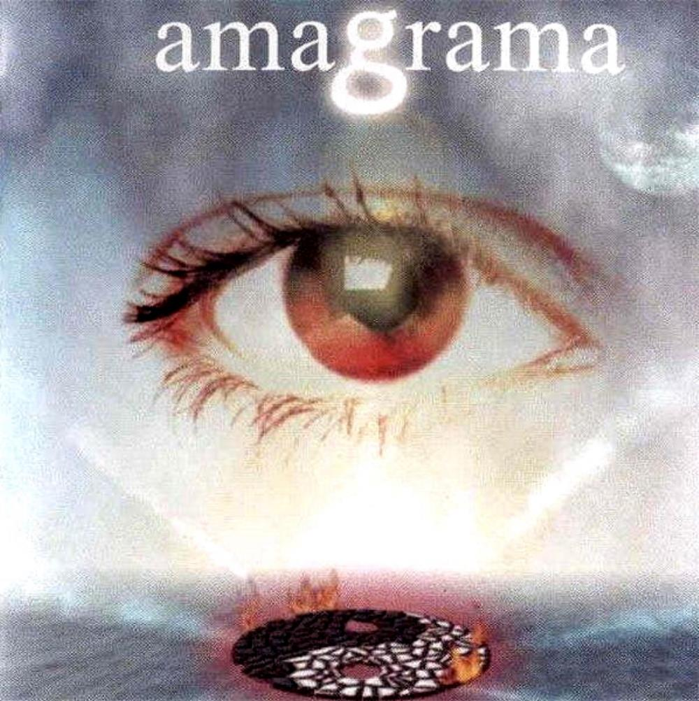 Amagrama - Ciclotimia CD (album) cover