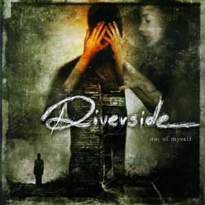 Riverside - Out Of Myself CD (album) cover