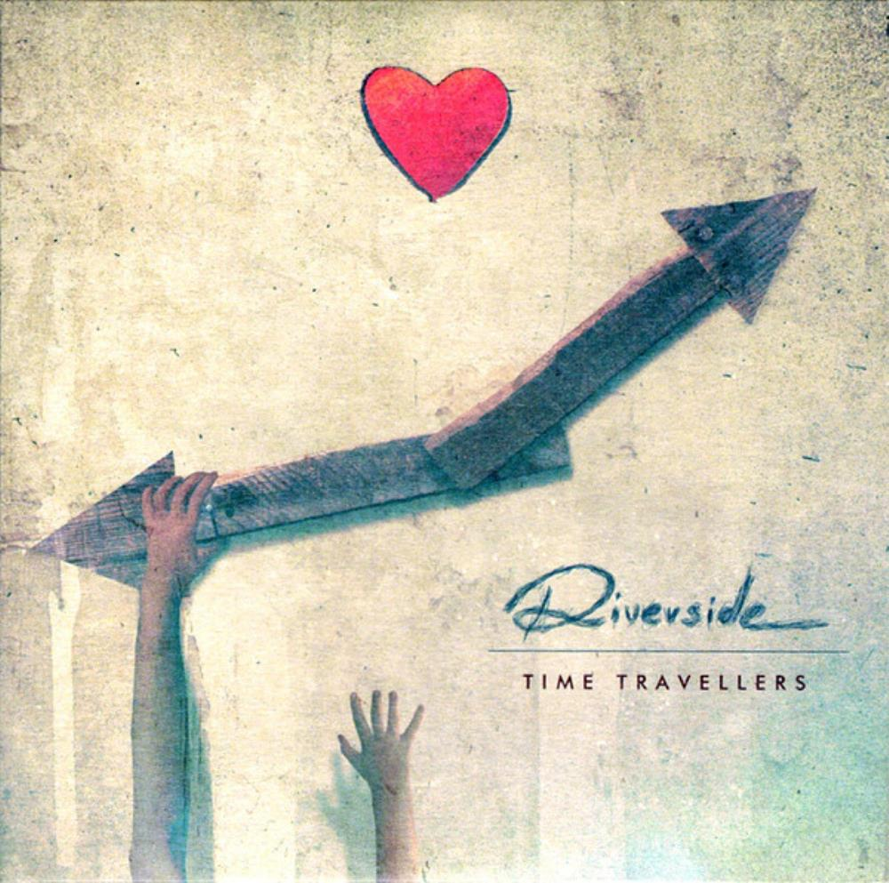 Riverside - Time Travellers CD (album) cover