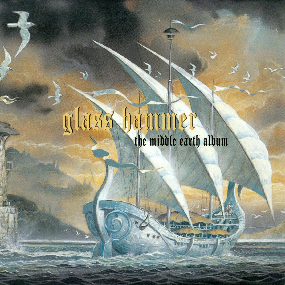 Glass Hammer - The Middle Earth Album CD (album) cover