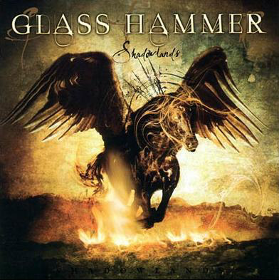 Glass Hammer Shadowlands album cover