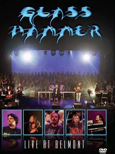 Glass Hammer - Live At Belmont CD (album) cover
