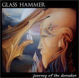 Glass Hammer - Journey Of The Dunadan CD (album) cover