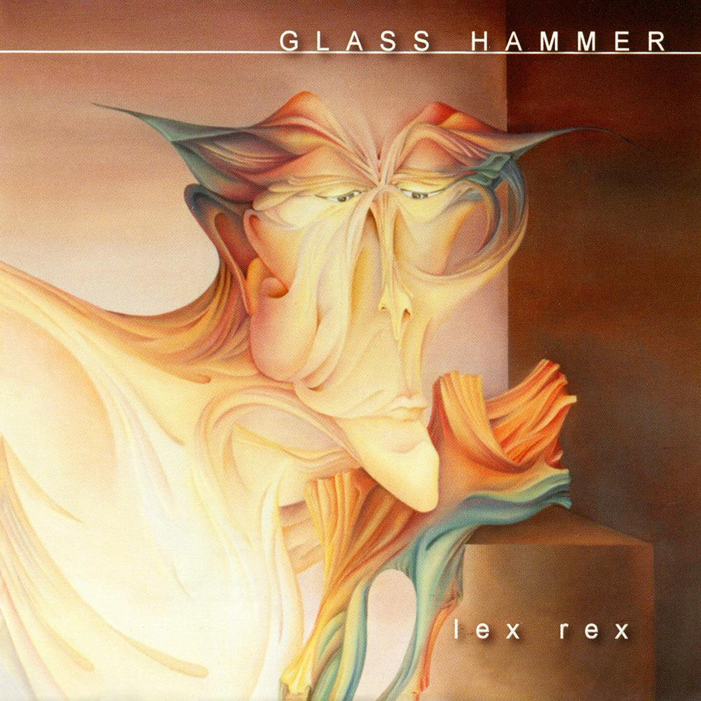 Glass Hammer - Lex Rex CD (album) cover