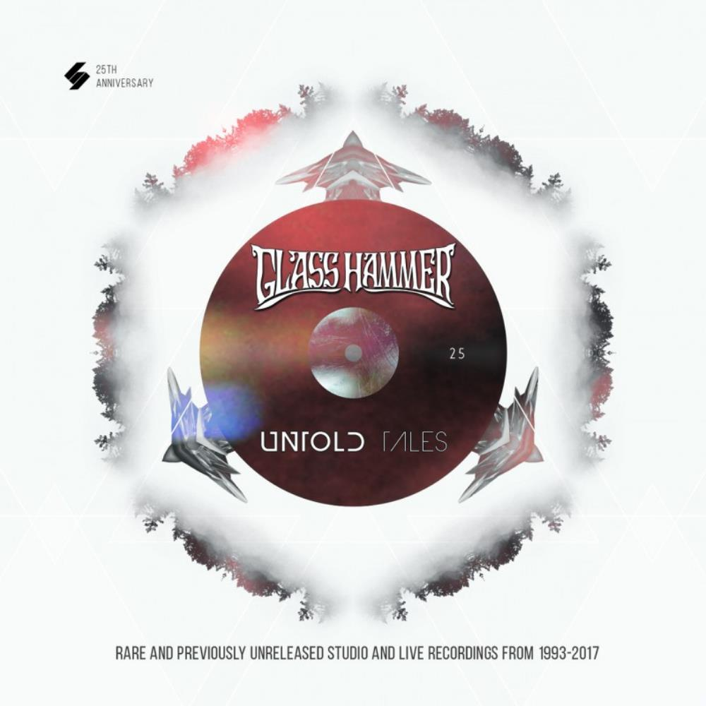 Glass Hammer Untold Tales album cover