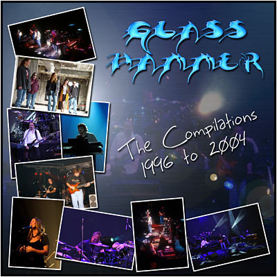 Glass Hammer The Compilations, 1996 to 2004 album cover