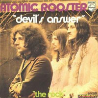 Atomic Rooster Devil's Answer  album cover