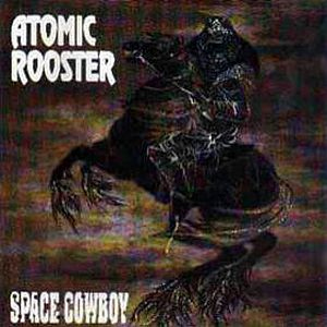 Atomic Rooster Space Cowboy album cover