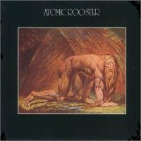 Atomic Rooster - Death Walks Behind You CD (album) cover