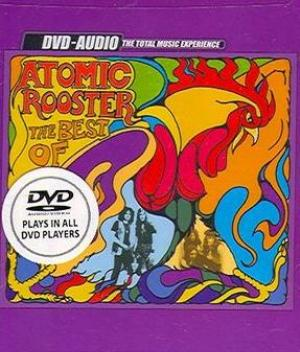 Atomic Rooster - The Best Of Atomic Rooster CD (album) cover