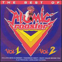 Atomic Rooster Best of Atomic Rooster, Vol. 1-2 album cover