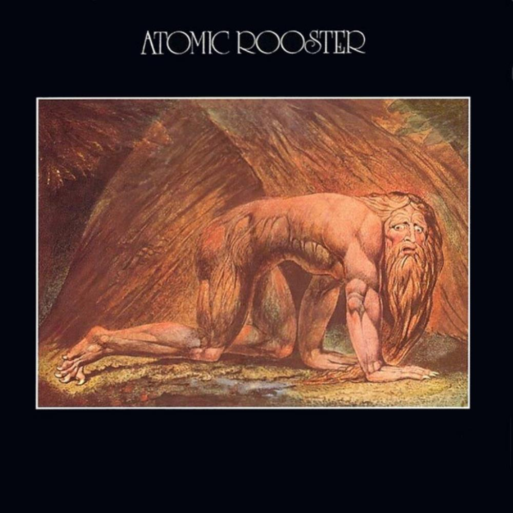 Death Walks Behind You by ATOMIC ROOSTER album cover