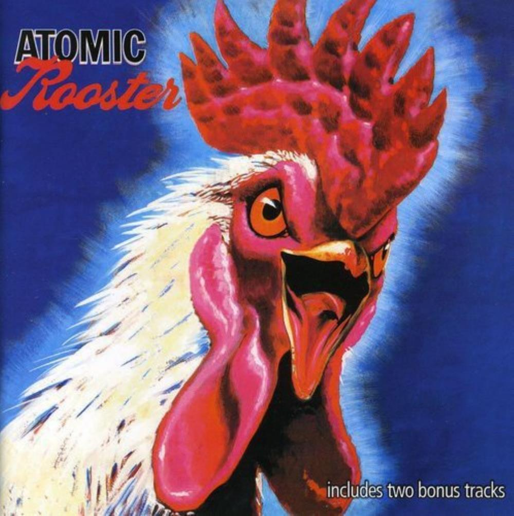 Atomic Rooster Atomic Rooster '80 album cover