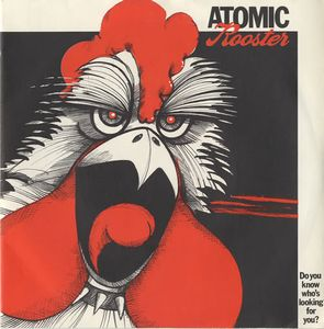 Atomic Rooster Do You Know Who's Looking For You ? album cover