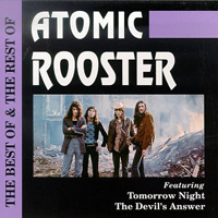 Atomic Rooster The Best & The Rest Of Atomic Rooster album cover
