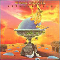 Atomic Rooster Resurrection album cover