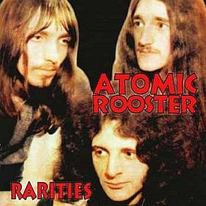 Atomic Rooster Rarities album cover
