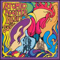 Atomic Rooster Heavy Soul: Anthology album cover