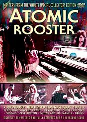 Atomic Rooster - Atomic Rooster CD (album) cover