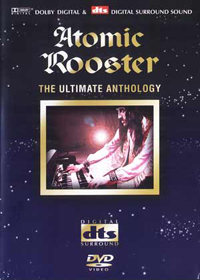 Atomic Rooster The Ultimate Anthology album cover