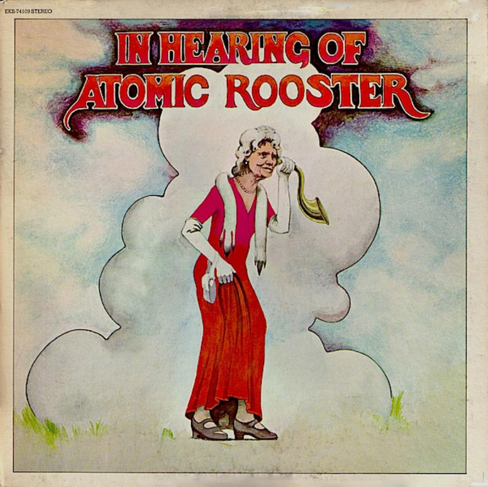 Atomic Rooster In Hearing Of Atomic Rooster album cover