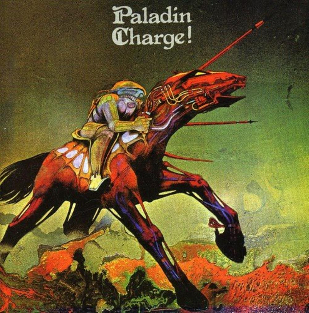 Paladin Charge! album cover