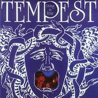 Tempest - Living In Fear  CD (album) cover
