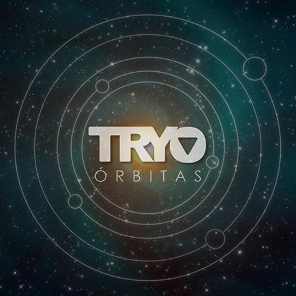 ÓRBITAS by TRYO album cover
