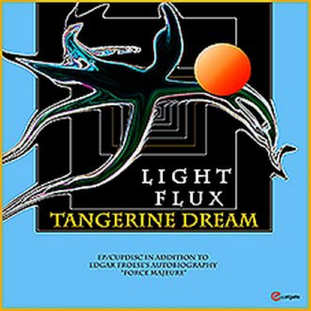 Tangerine Dream - Light Flux EP CD (album) cover