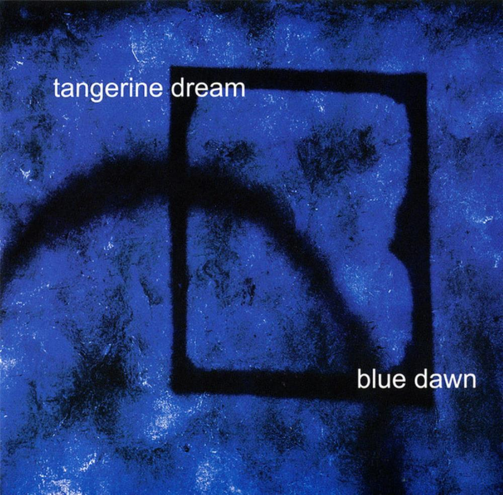 Tangerine Dream Blue Dawn album cover
