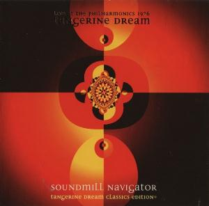 Tangerine Dream - Soundmill Navigator CD (album) cover