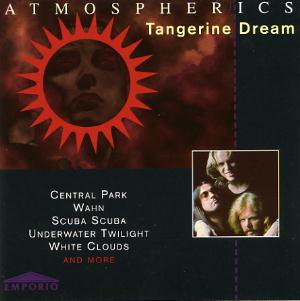 Tangerine Dream Atmospherics album cover