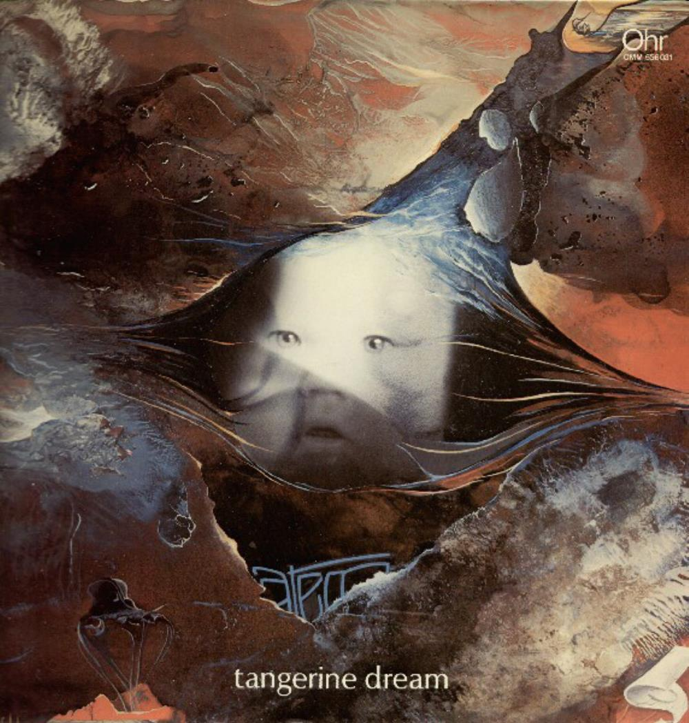 Tangerine Dream Atem album cover
