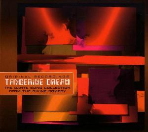 Tangerine Dream The Dante Song Collection album cover