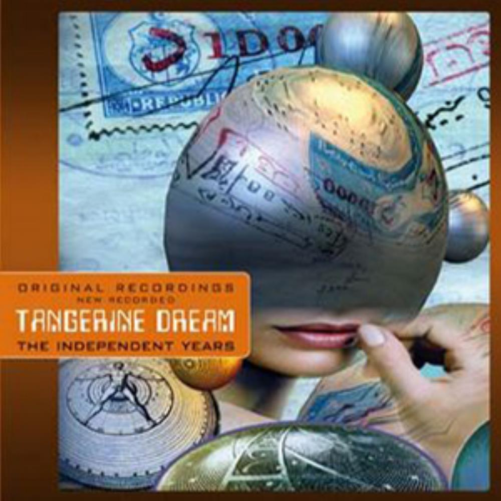 Tangerine Dream The Independent Years album cover