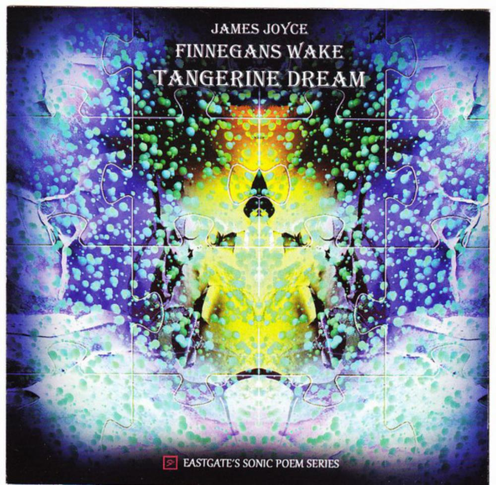 Tangerine Dream Finnegans Wake album cover