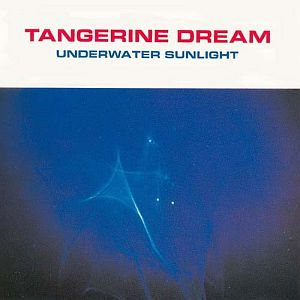 Tangerine Dream Underwater Sunlight album cover