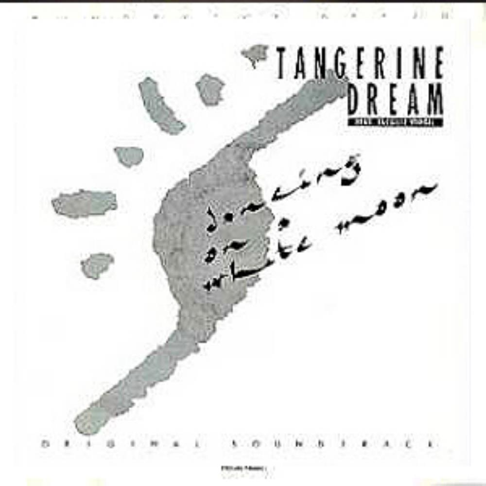 Tangerine Dream Dancing on a White Moon album cover