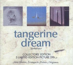 Tangerine Dream Synthetiseur   album cover