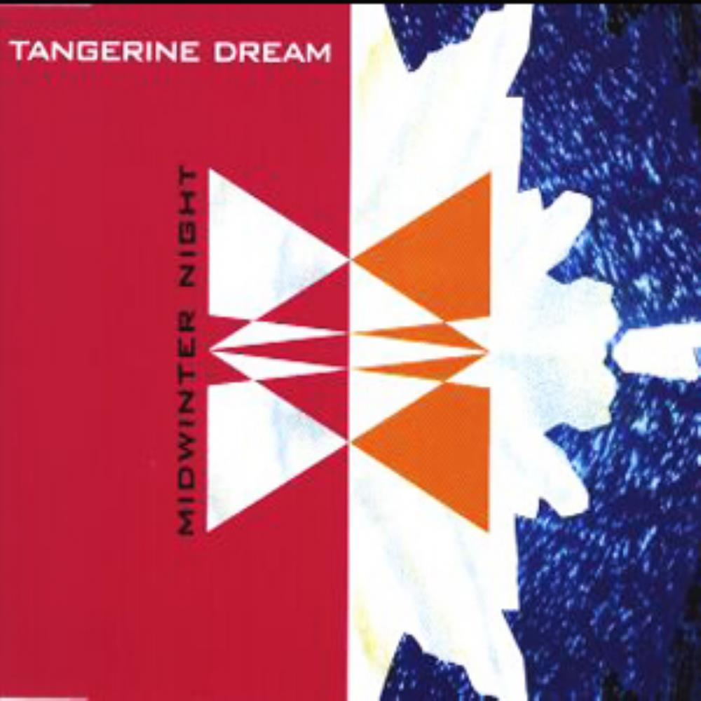 Tangerine Dream Midwinter Night album cover