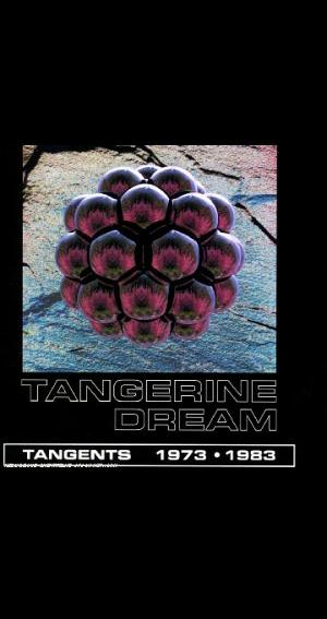 Tangerine Dream Tangents album cover
