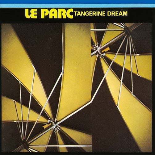 Tangerine Dream Le Parc album cover
