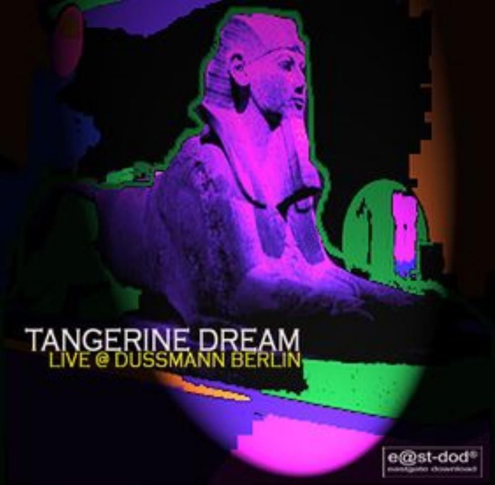 Tangerine Dream Live @ Dussmann Berlin album cover