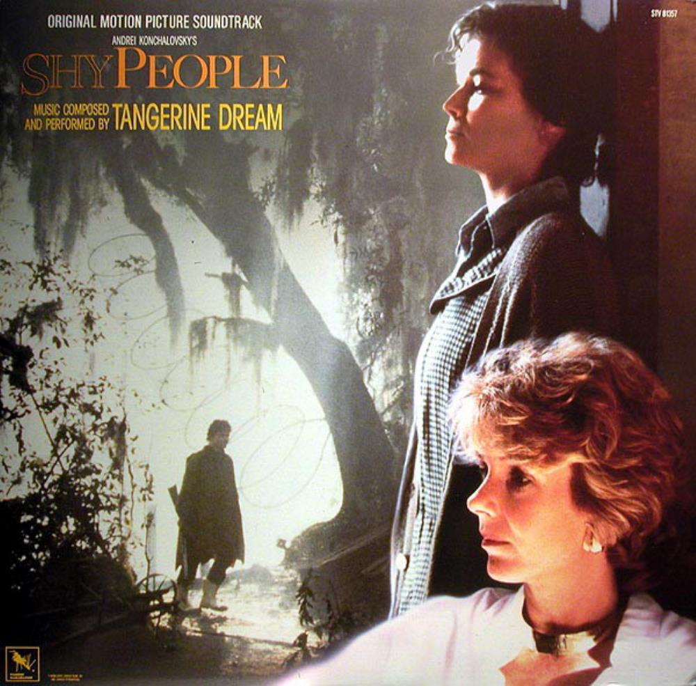 TANGERINE DREAM Shy People (OST) reviews