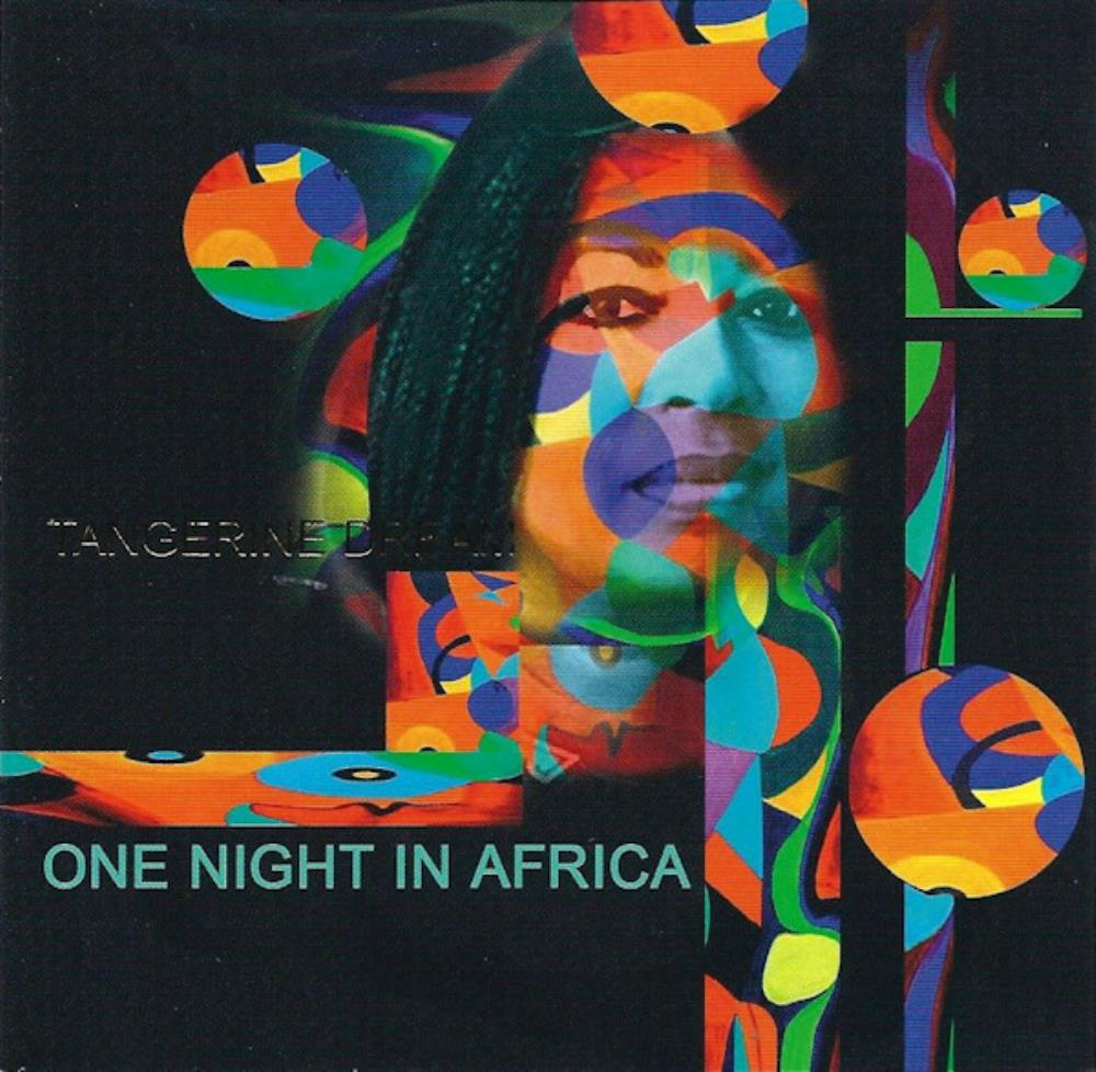 Tangerine Dream One Night In Africa album cover