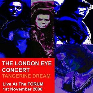 Tangerine Dream The London Eye Concert album cover
