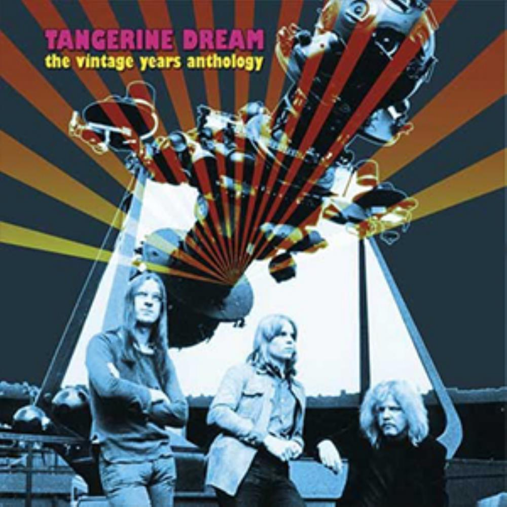 Tangerine Dream The Vintage Years Anthology album cover