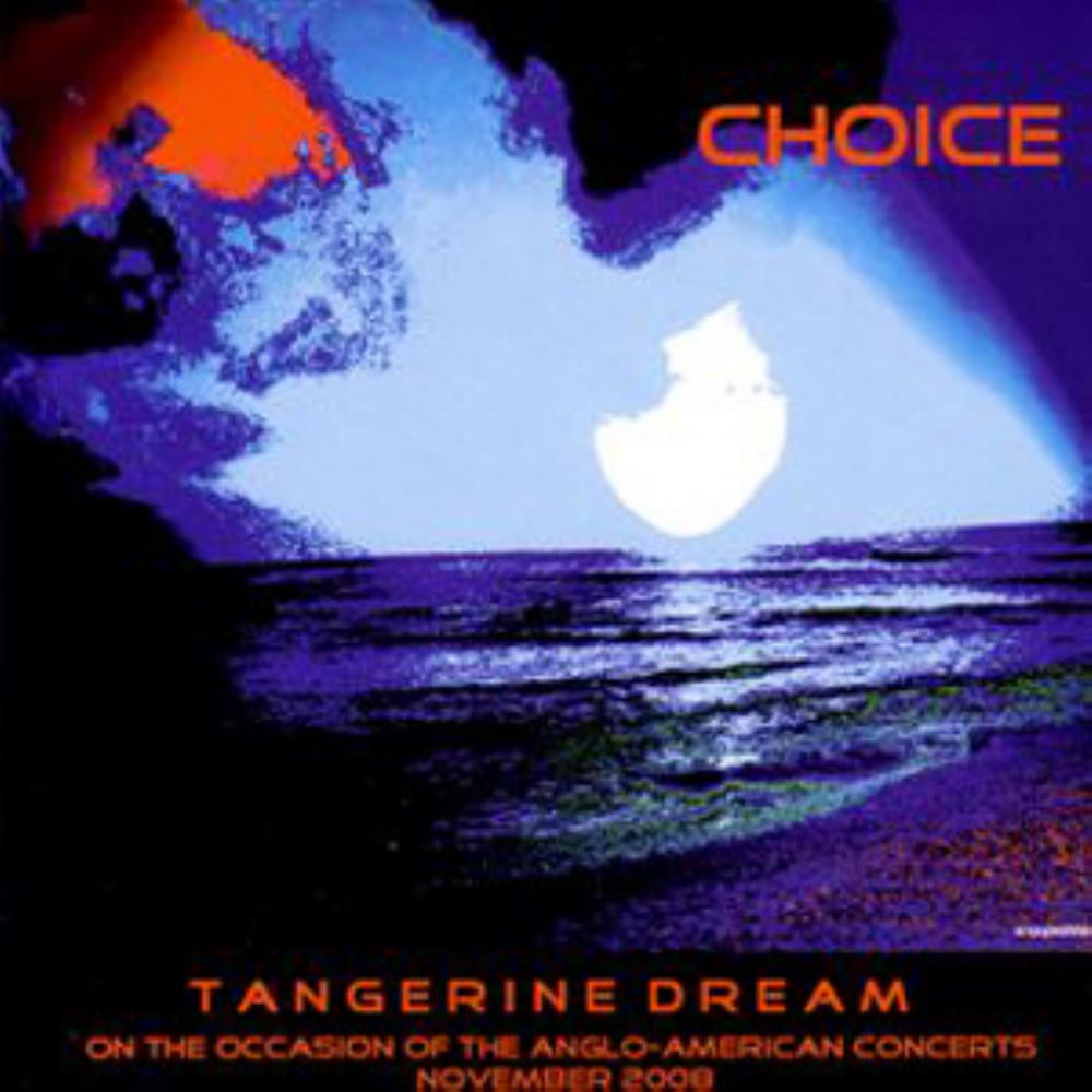 Tangerine Dream Choice album cover