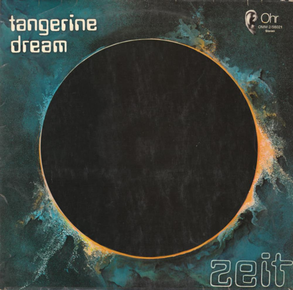 Zeit by TANGERINE DREAM album cover